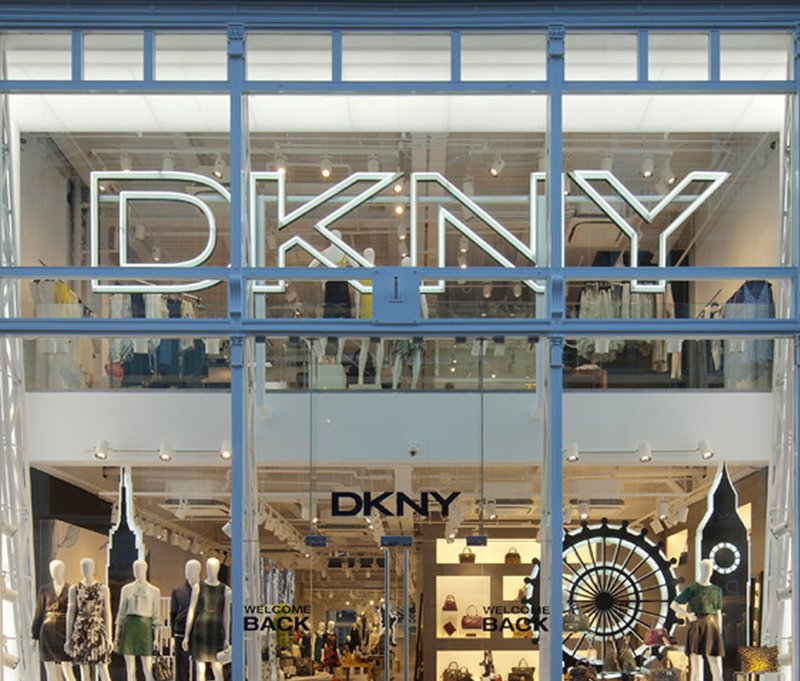 [Translate to English:] OBRIST Interior DKNY London UK