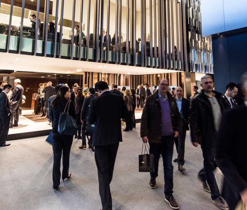 OBRIST Interior Baselworld